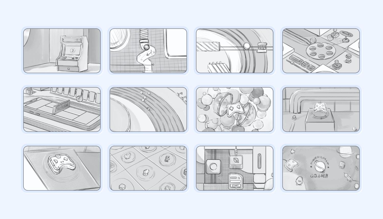 实战案例!QQ 小游戏的品牌视频构建剖析