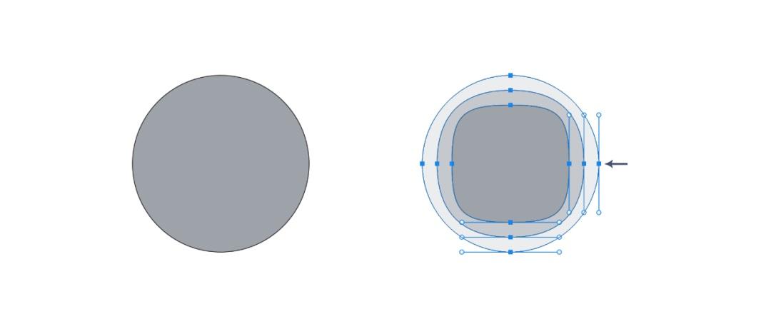 小米200万的Logo是如何绘制的?先掌握「连续曲率」知识点!