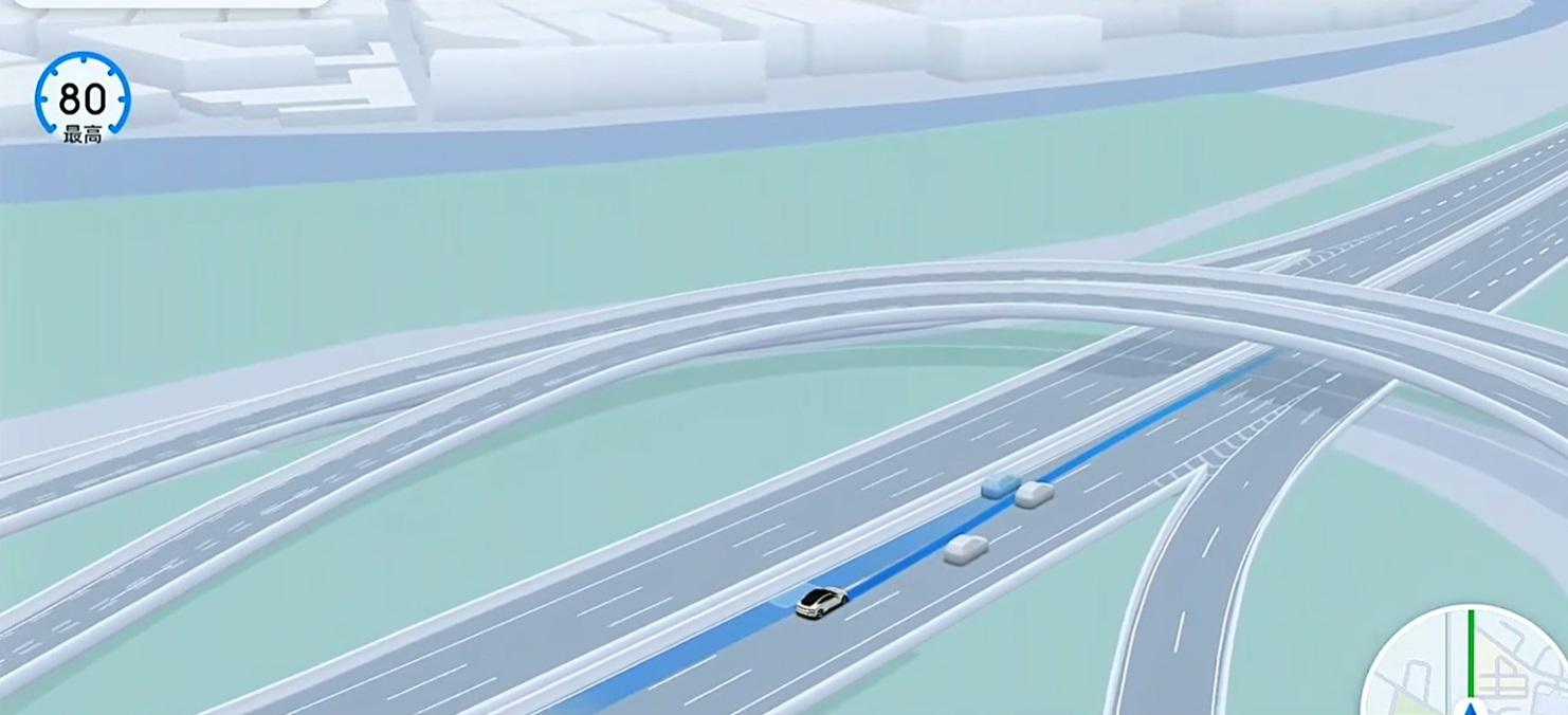 炫酷实用全部满分!高德地图「车道级导航」的设计探索