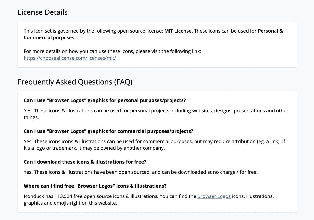 Iconduck 超过11 万个免费图标下载!免费可商用!