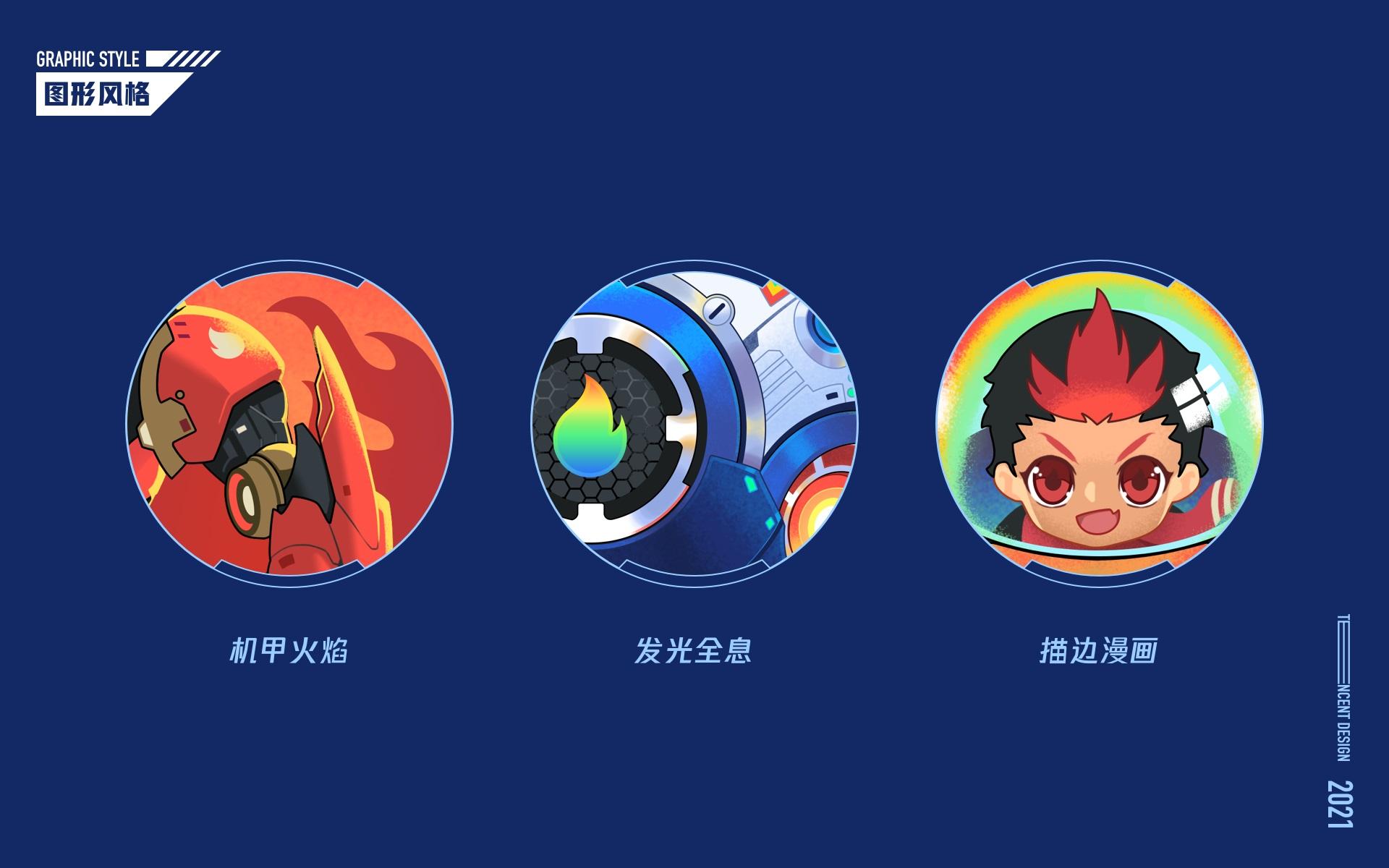 腾讯实战案例!QQ 会员20周年超燃盛典品牌设计复盘