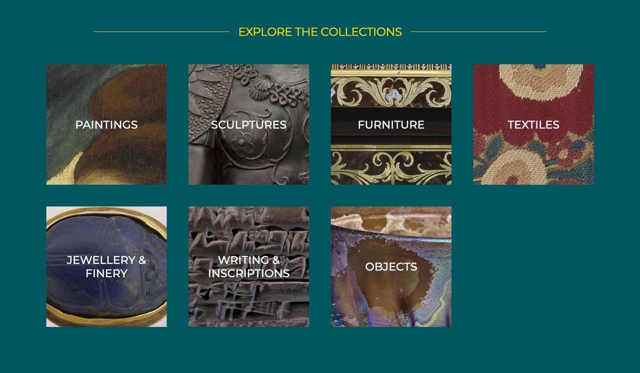 法国罗浮宫官方出品!48 万张收藏艺术品图库免费下载
