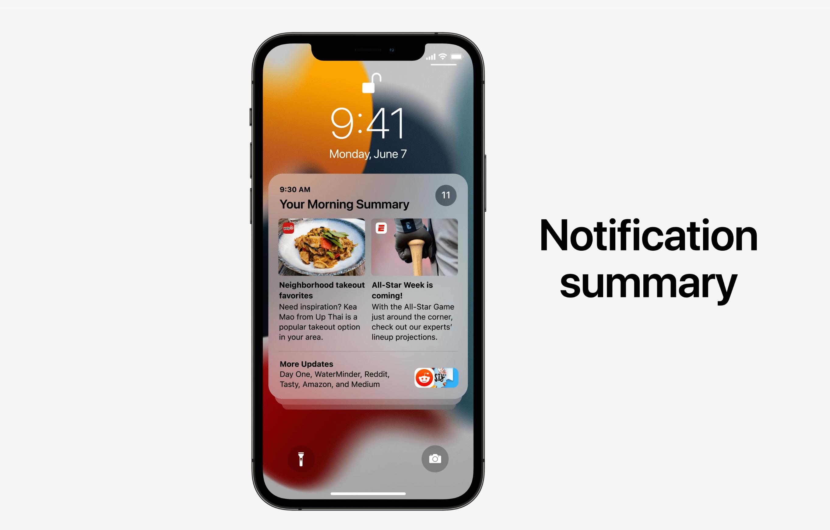 这份 iOS 15 推送通知设计指南,值得设计师们仔细阅读!