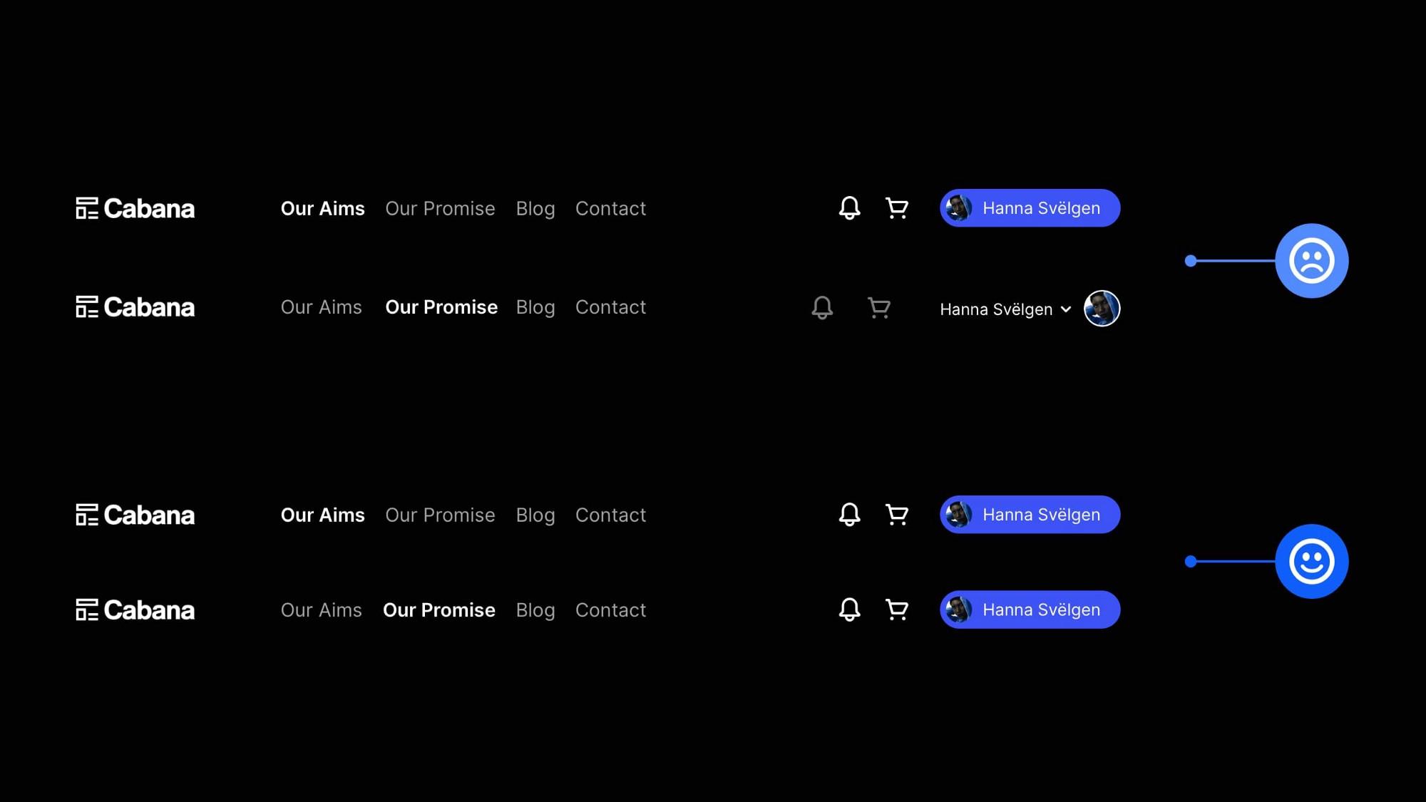 第五波!快速提升 UI 设计效果的 6 个小技巧