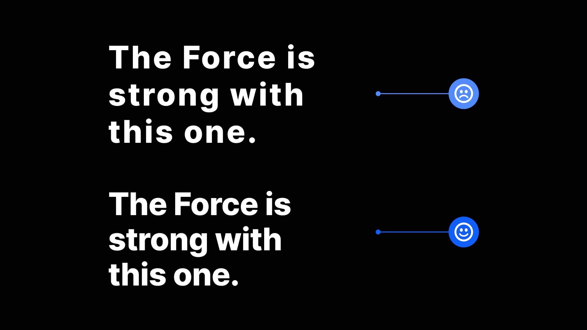 第六波!快速提升 UI 设计效果的 6 个小技巧
