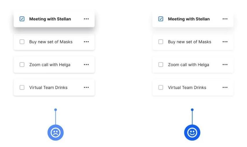 UI 连载系列!让设计更高级的12个实用小技巧