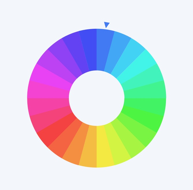 想做好UI配色?只需要这三步!