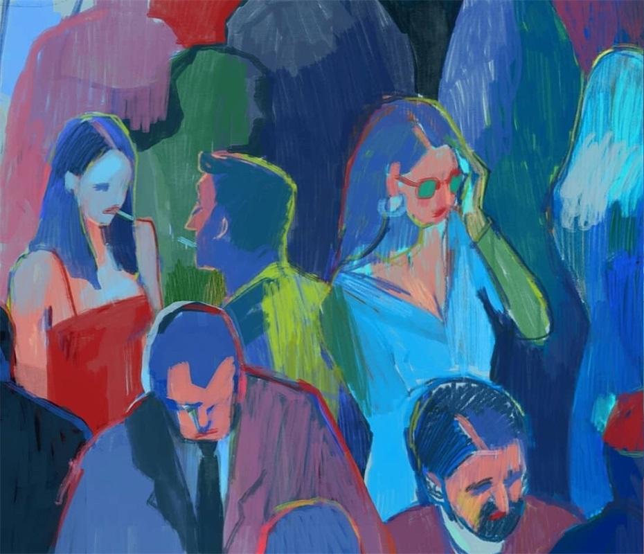 这10个顶尖艺术家的作品,是我每日学习的源泉