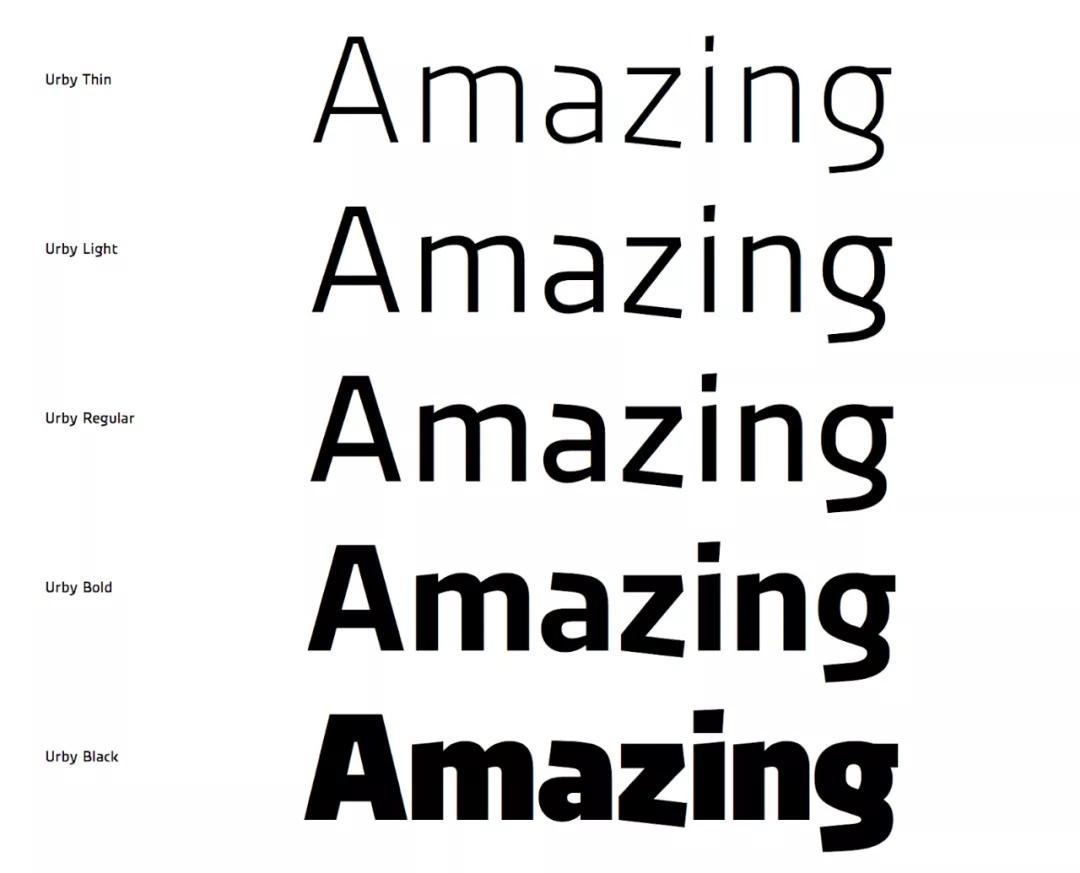 快收藏!15 款 UI 设计常用的等宽英文字体