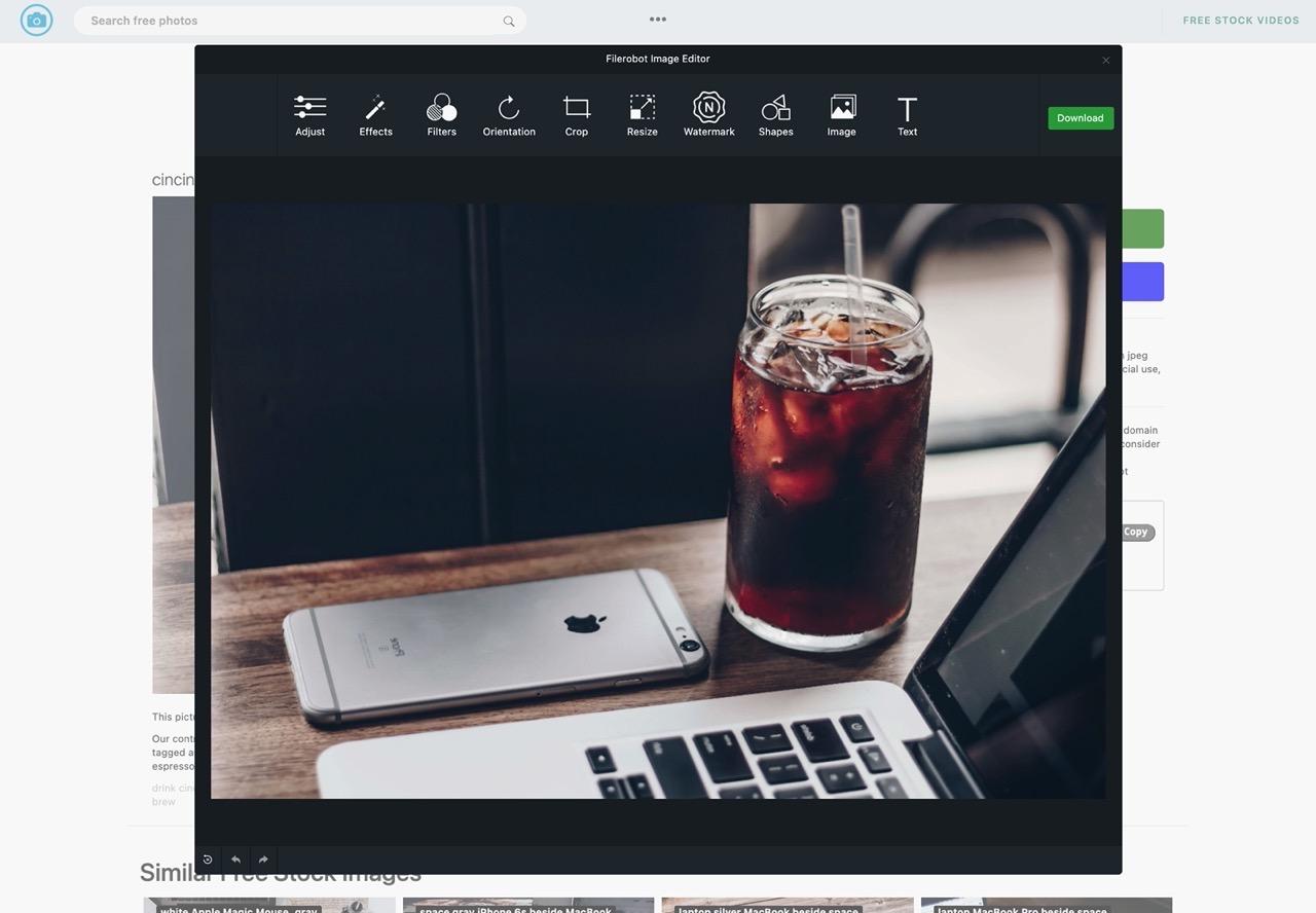 免费可商用!超过 30 万张图片的图库PhotoStock